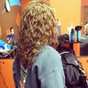 megan mitchell - platinum hair design - New Castle - Indiana - hair salon - hair stylist - perm