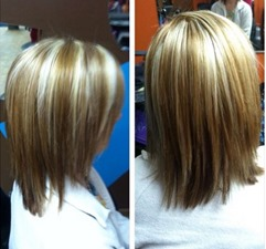 megan mitchell - platinum hair design - New Castle - Indiana - hair salon - hair stylist 1