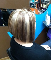megan mitchell - platinum hair design - New Castle - Indiana - hair salon - hair stylist 4