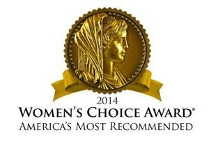 Women's Choice Award Logo