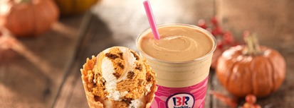 baskin robbins fall flavors