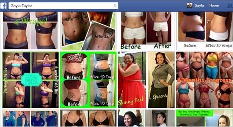 90 day challenge - real results with ItWorks thermofit - fat fighters and greens