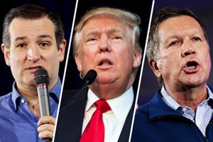 Why John Kasich and Ted Cruz are still running – they are acting like spoiled children