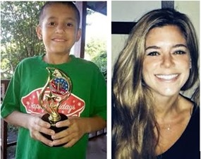 Josue Flores and Kate Steinle