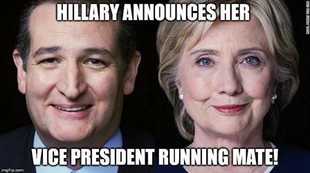 Ted Cruz Chose Politics over Integrity