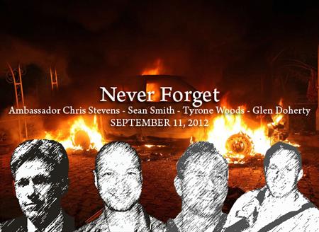never forget benghazi heroes